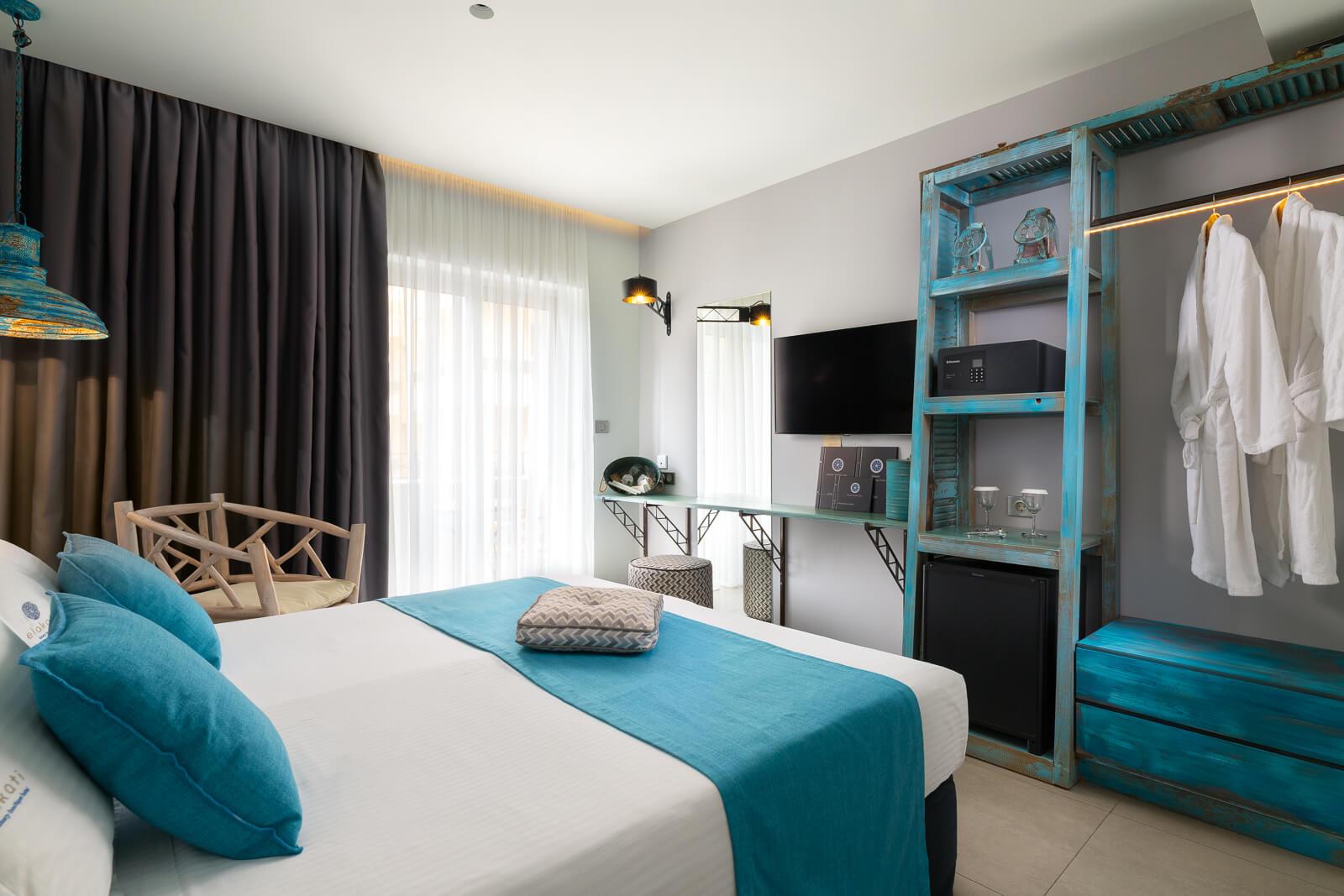 Faros Room - Elakati Hotel in Rhodes