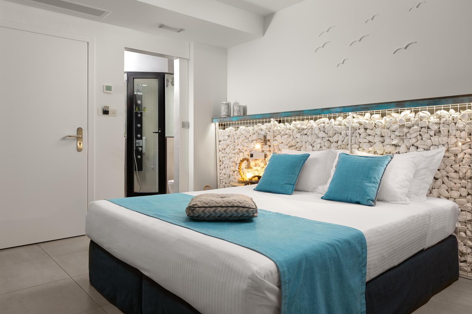 Faros Room - Elakati Hotel in Rhodes Greece