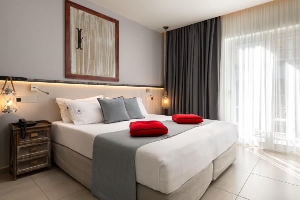 Gerani Hotel Room - Elakati Hotel in Rhodes
