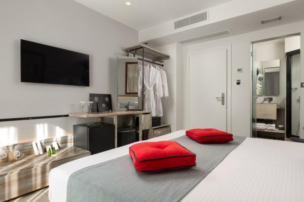 Gerani Themed Room - Elakati Hotel in Rhodes Greece