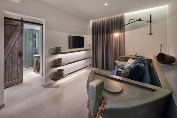 Kavos Living Room - Elakati Luxury Boutique Hotel in Rhodes