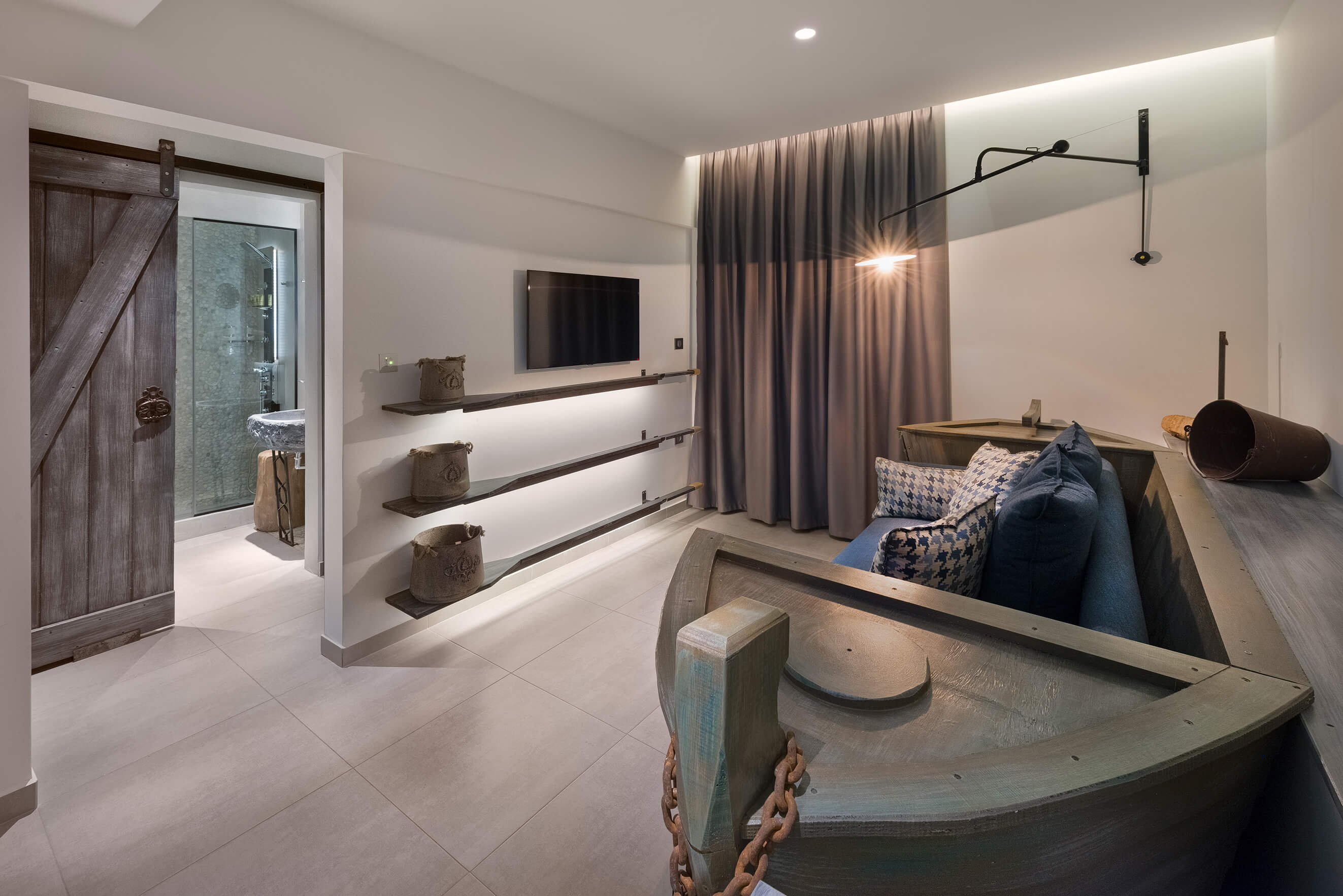 Kavos-Suite-Living-Room-Elakati-Luxury-Boutique-Hotel-in-Rhodes