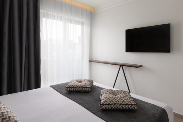 Vrachos Hotel Room - Elakati Hotel in Rhodes