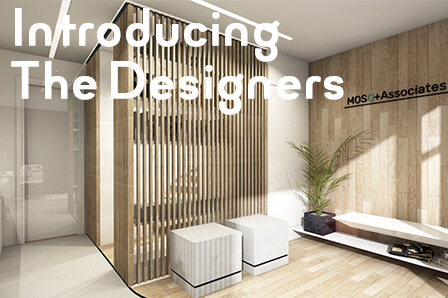 Introducing the designers