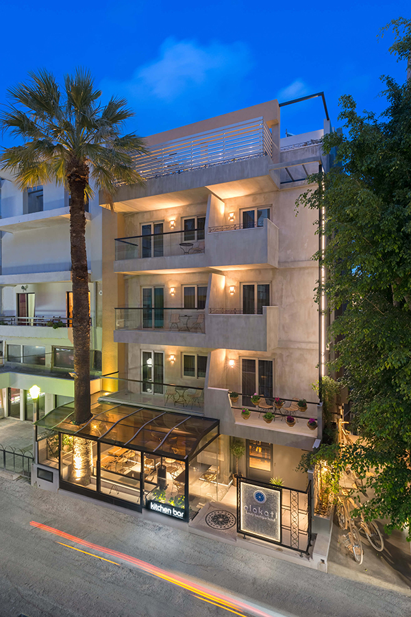 City Hotel Rhodes Greece