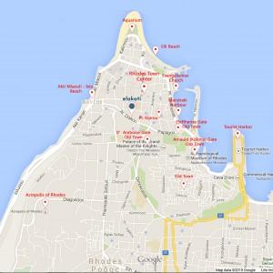 Elakati Map - Landmarks Attractions 1