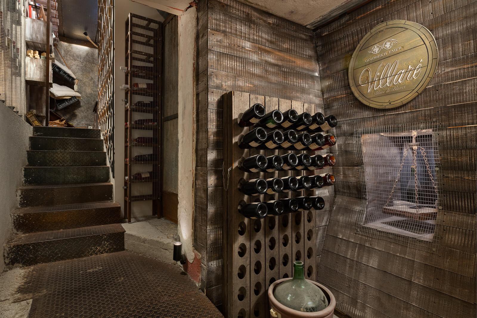 wine-cellar-at-elakati-luxury-boutique-hotel