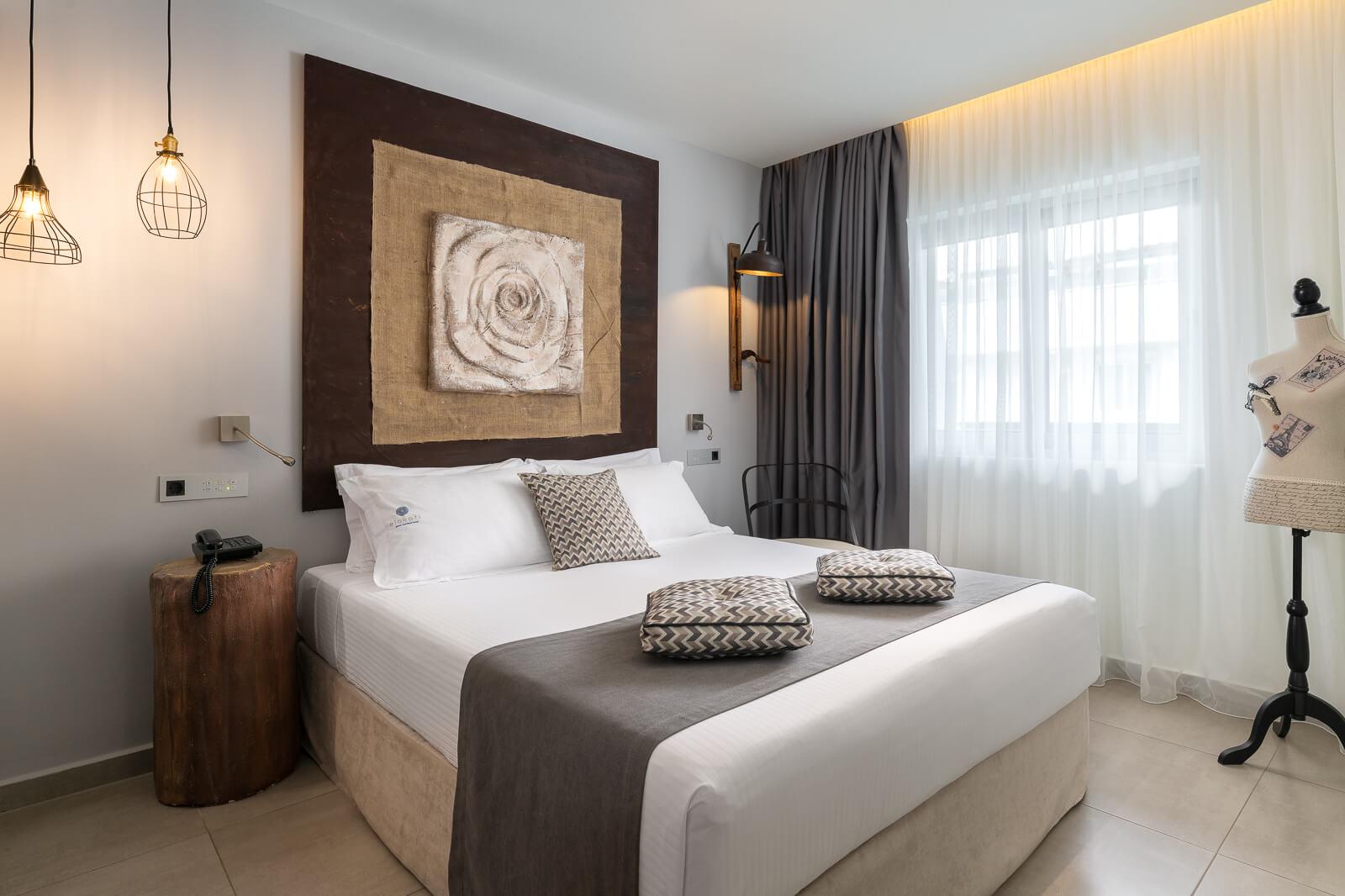 Castro-Themed-Room-Elakati-Hotel-in-Rhodes-Greece