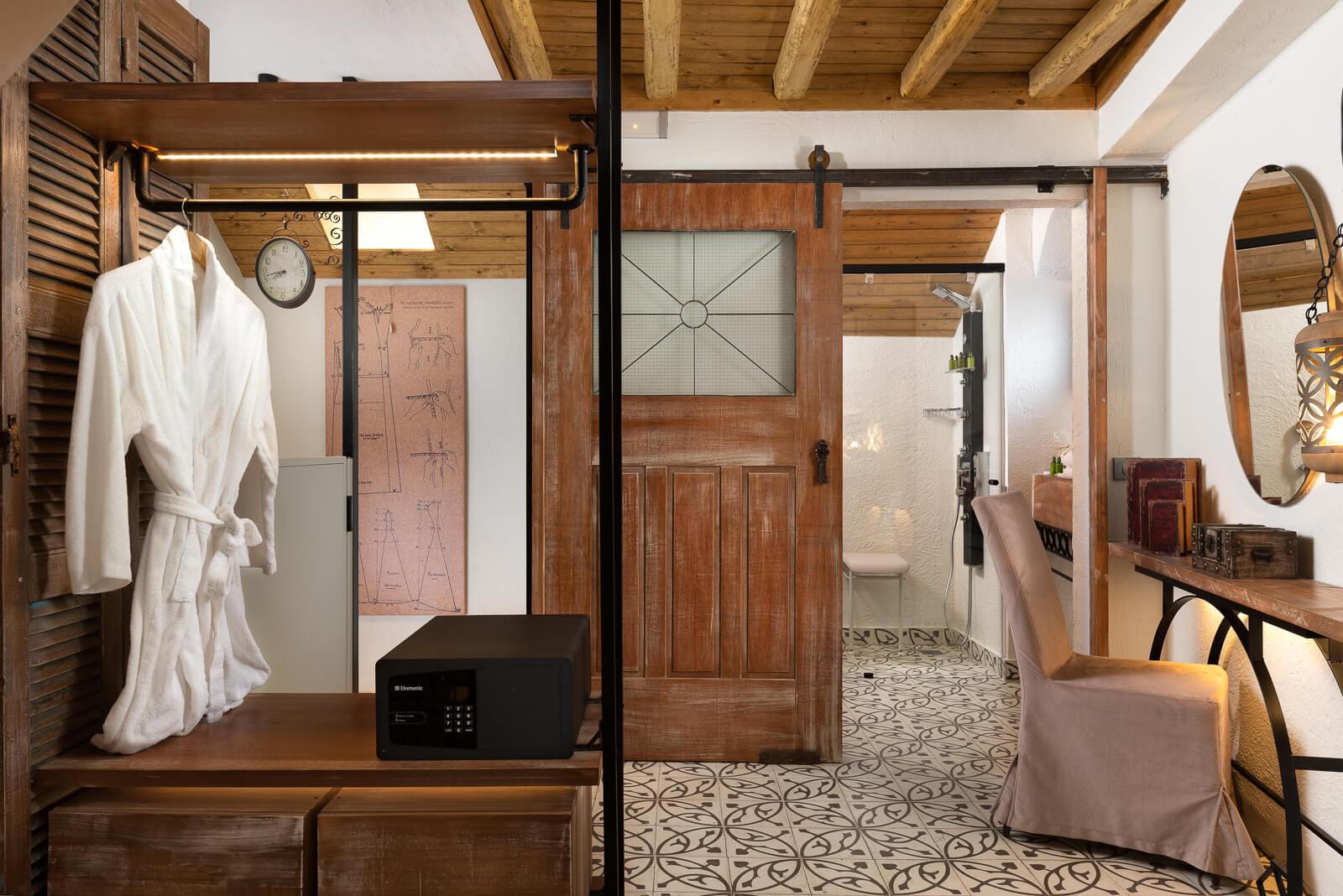 Elafos Hotel Room - Elakati Hotel in Rhodes