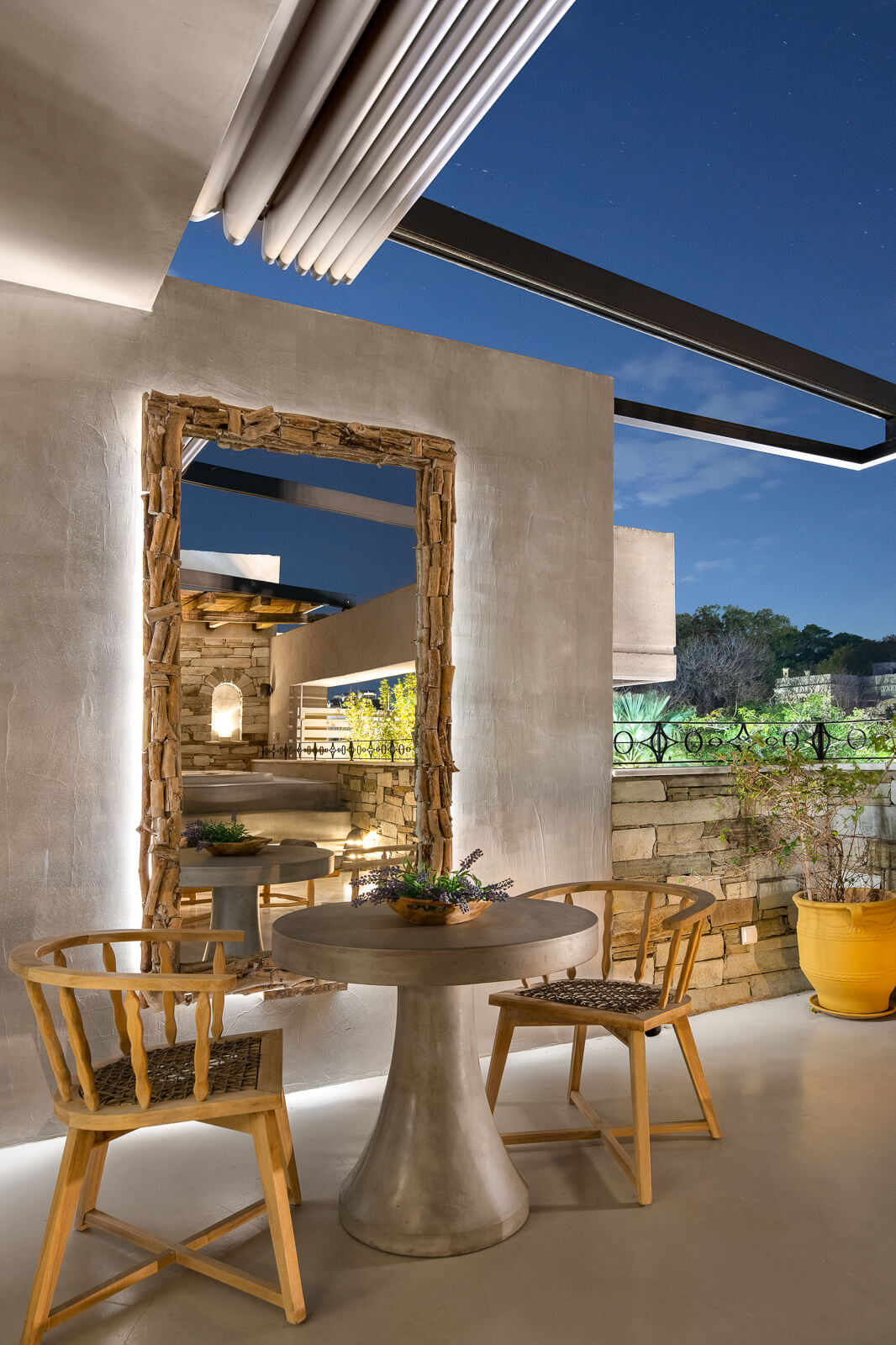 Helios Suite Terrace with Private Hot Tub - Elakati Hotel in Rhodes Greece