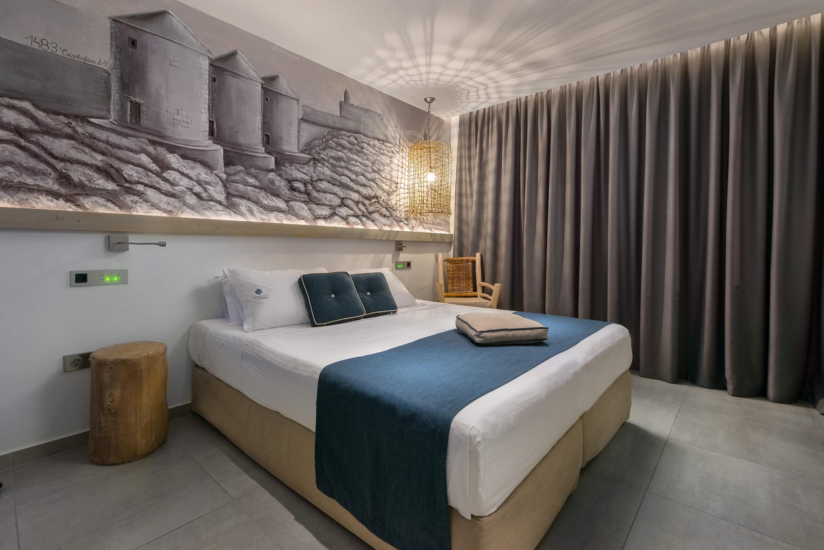 Milos-Themed-Room-Elakati-Hotel-in-Rhodes-Greece